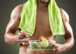 Die gesunde Ernährung während des Trainings